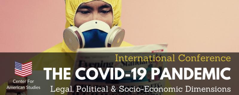 Konferencja Międzynarodowa: The Covid-19 Pandemic