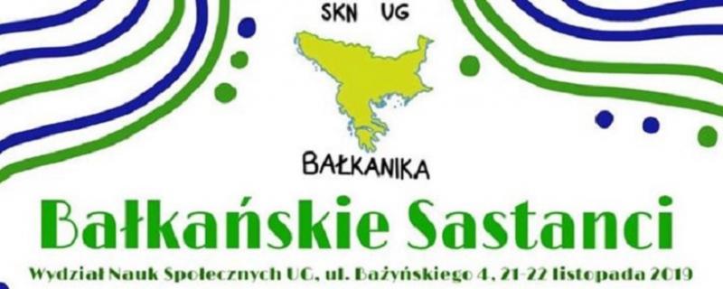 Bałkańskie Sastanci, czyli Bałkańskie Spotkania na UG