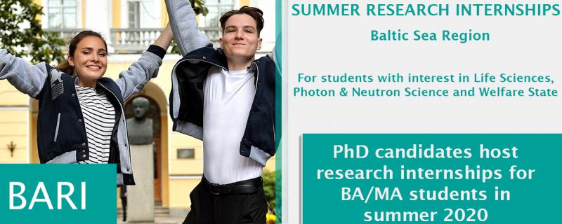Program mobilności naukowców dla studentów i doktorantów