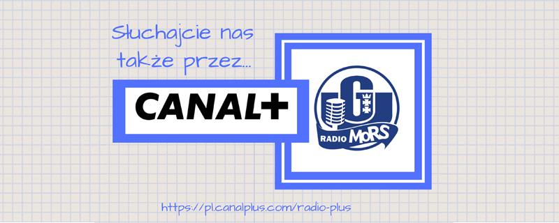 Słuchaj Radia MORS UG przez Canal PLUS