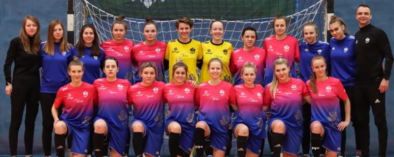 Awans do finału Futsalu Kobiet