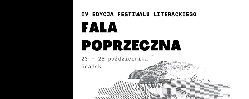 Festiwal literacki Fala Poprzeczna