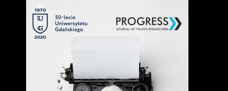 Zaproszenie do nadsyłania publikacji do czasopisma Progress