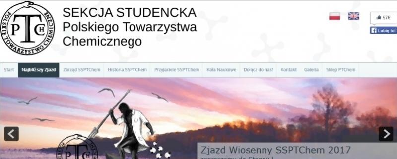 Fragment strony www Zjazdu