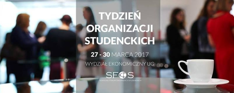 Baner Tygodnia Organizacji Studenckich