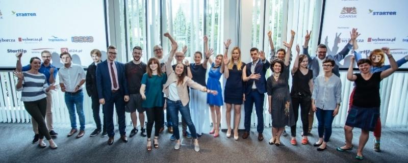 Uczestnicy ubiegłorocznej edycji Kreatywny Gdańsk. Biznes na Start