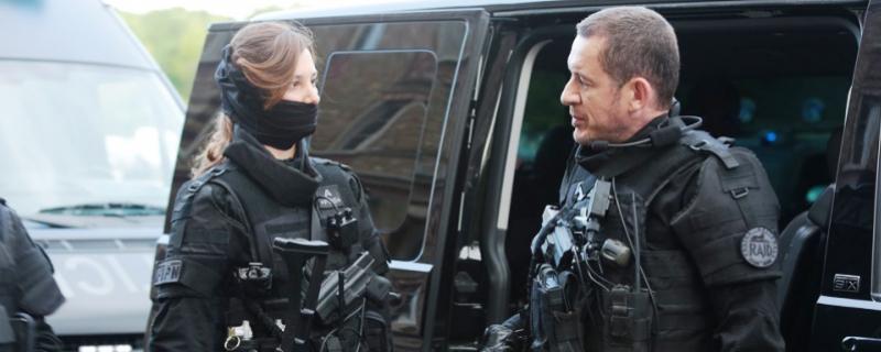 Kadr z filmu Agentka specjalnej troski