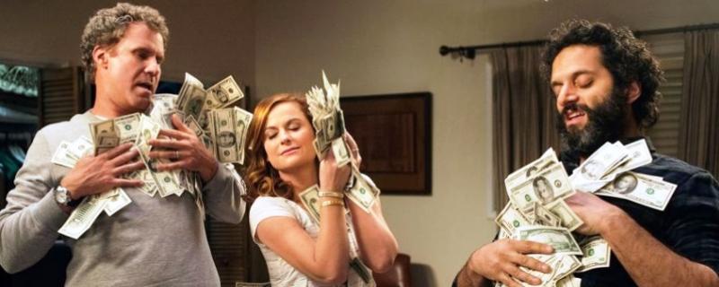 Kadr z filmu Dom wygranych