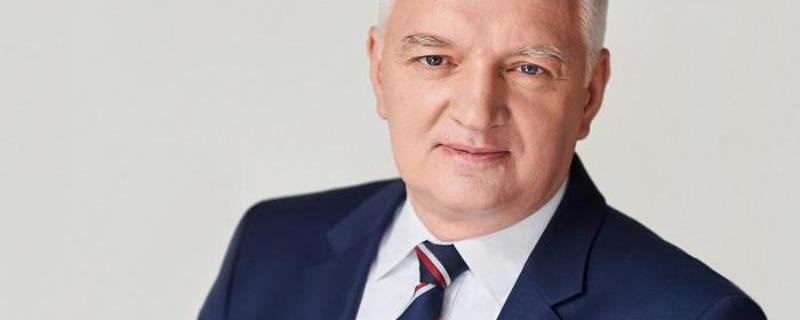 Jarosław Gowin Fot. MNiSW