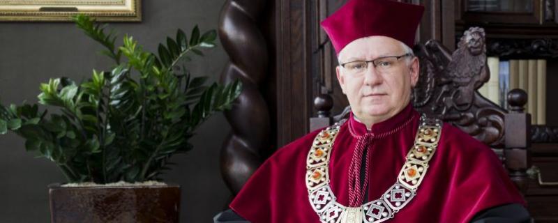 Prorektor ds. Rozwoju prof. dr hab. Krzysztof Bielawski