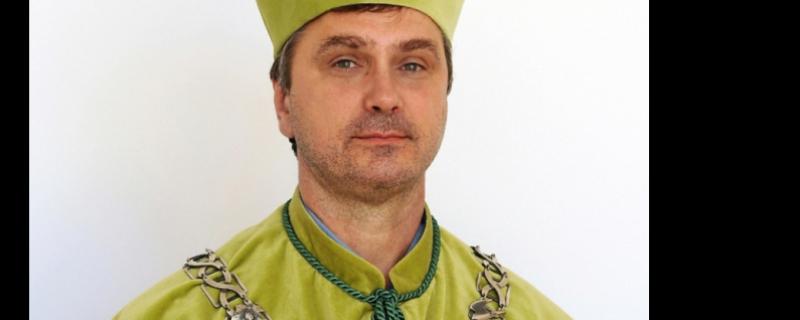 Prof. dr hab. Włodzimierz Meissner, dziekan Wydziału Biologii Uniwersytetu Gdańskiego