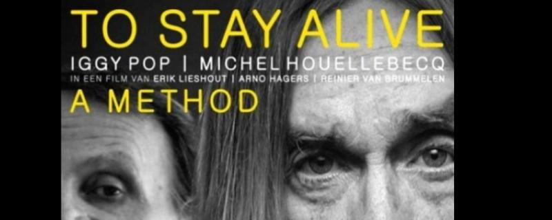 Plakat filmu Przeżyć metoda Houellebecqa
