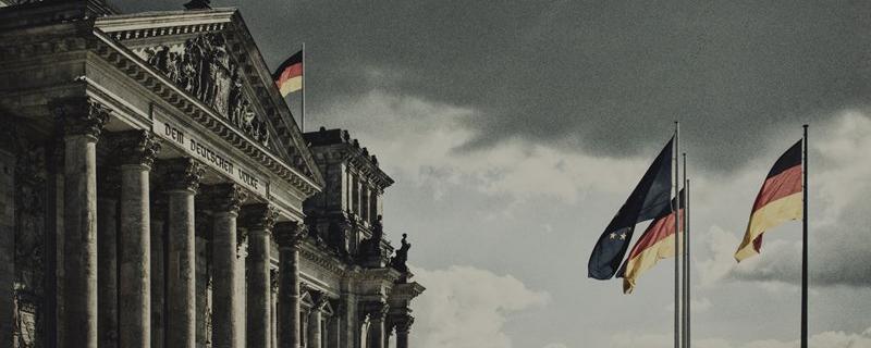 Bundestag Photo by David Cohen on Unsplash