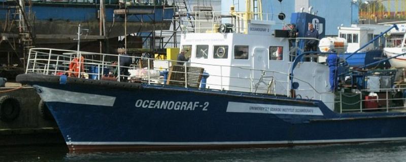 Oceanograf - 2, Fot. Marcin Rakowski/ Instytut Oceanografii