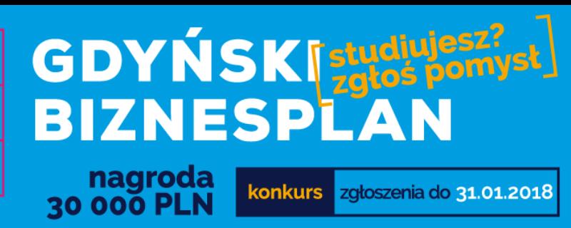 Baner Gdyńskiego Biznes Planu