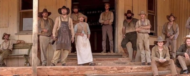 Kadr z filmu Sweet Country