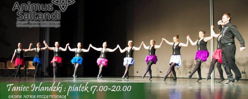 taniec irlandzki