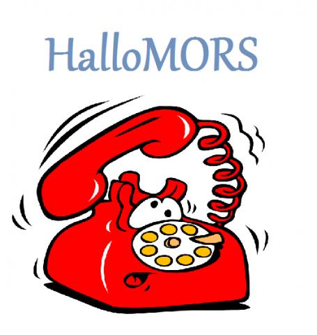 HalloMORS logo