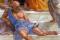 Fragment obrazu Szkoła Ateńska autorstwa Rafaela Santi