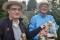 Prof. Alejandro Jenkins, prof. Robert Alicki i kot