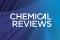 okładka pisma Chemical Reviews