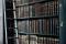 Półki z książkami Photo by Dmitrij Paskevic on Unsplash
