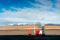 Dystrybutor paliwa na tle gór Photo by Mahkeo on Unsplash