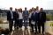 Sygnatariusze umowy i zawodncy AZS UG