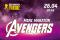 Baner Mini Maratonu Avengers