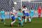 Mecz kobiet w piłkę nożną Fot. Paweł Skraba