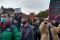 Studencki protest na kampusie UG Fot. Maciej Goniszewski