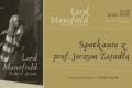 Spotkanie z prof. Jerzym Zajadłą