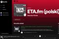 Strona ETA.fm na Spotify