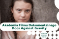 Akademia Filmu Dokumentalnego Against Gravity baner