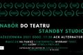 Nabór do teatru Standby Studio 2021 plakat