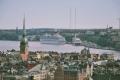 Port w Sztokholmie, Photo by Tatiana Lapina on Unsplash