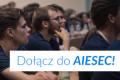 Baner rekrutacji AIESEC
