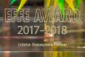Nagroda EFFE dla Festiwalu Szekspirowskiego