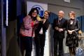 Wręczenie nagrody Złota Foka podczas konferencji Radioucze(l)ni Fot. Marta Demartin