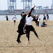 Plażowe Mistrzostwa Polski w Ultimate Frisbee
