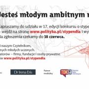 Baner Nagrody Naukowe POLITYKI