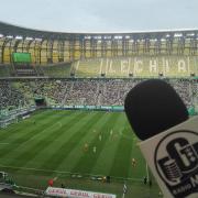 Radio MORS UG na meczu - Lechia Gdańsk