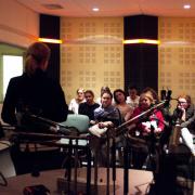 Wymiana polsko-rosyjska radiowców w Radiu MORS UG